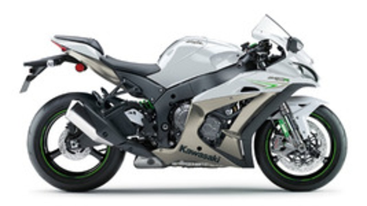 2017 Kawasaki Ninja ZX-10R for sale 200423020